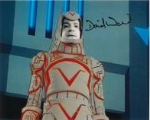 David Warner - Star Trek, Genuine Signed Autograph 10x8, 5560